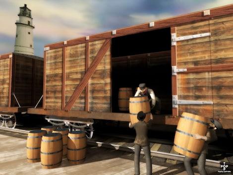 Railroad Tycoon 3 Steam Key GLOBAL - gameplay - 6