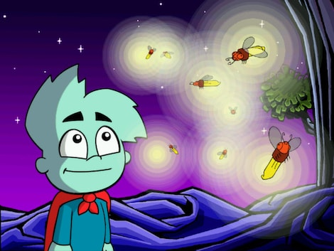 Pajama Sam 4: Life Is Rough When You Lose Your Stuff! Steam Key GLOBAL - gameplay - 6