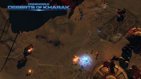 Homeworld: Deserts of Kharak Steam Key GLOBAL - gameplay - 8