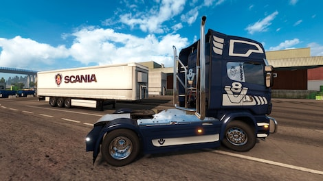 Euro Truck Simulator 2 - Mighty Griffin Tuning Pack Key Steam GLOBAL
