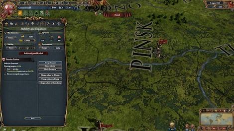 Europa Universalis IV: Art of War Key Steam GLOBAL - képernyőkép - 5