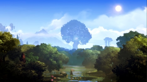 Ori and the Blind Forest Steam Key GLOBAL - gameplay - 9