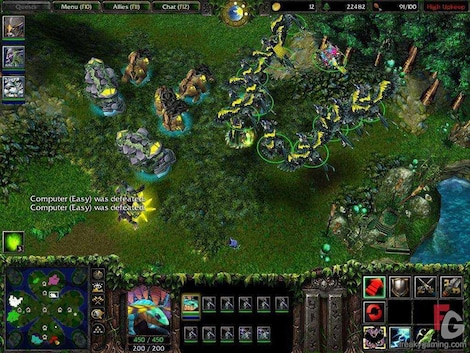 Warcraft 3 The Frozen Throne Key Blizzard GLOBAL - G2A.COM