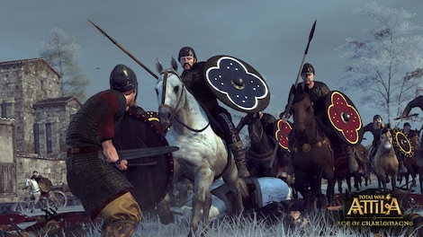Total War: ATTILA - Age of Charlemagne Campaign Pack Key Steam RU/CIS - screenshot - 13