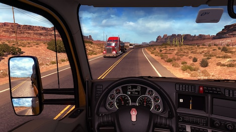 American Truck Simulator Steam Key GLOBAL - gameplay - 5