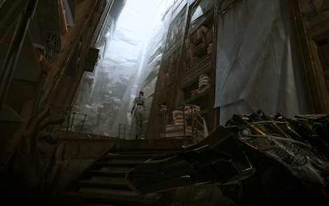 Dishonored: Death of the Outsider Steam Key GLOBAL - gameplay - 3