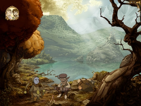 The Whispered World Special Edition Steam Key GLOBAL - gameplay - 5