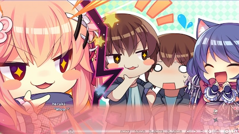 NEKO-NIN exHeart Steam Key GLOBAL