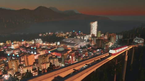 Cities: Skylines - Mass Transit Key Steam GLOBAL - screenshot - 6