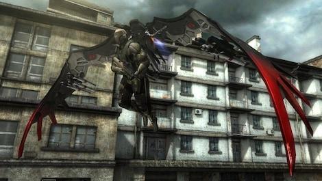 Metal Gear Rising: Revengeance Steam Key EUROPE - gameplay - 28