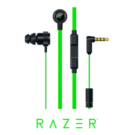 Razer Hammerhead Pro V2 Black - ボックス