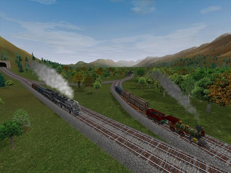 Railroad Tycoon 3 Steam Key GLOBAL - gameplay - 2