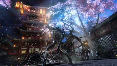 Metal Gear Rising: Revengeance Steam Key EUROPE - gameplay - 2