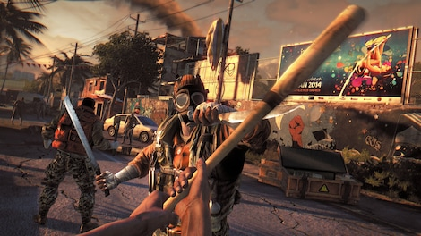 Dying Light: The Following - Enhanced Edition Steam Key GLOBAL - gameplay - 18