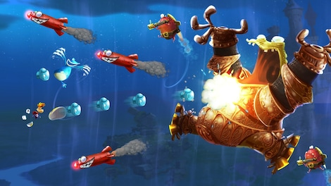 Rayman Legends Uplay Key GLOBAL - rozgrywka - 3