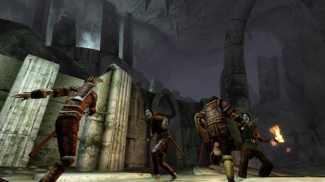The Elder Scrolls IV: Oblivion Game of the Year Edition Deluxe Steam Key GLOBAL - gameplay - 22