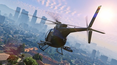 Grand Theft Auto V Steam Key GLOBAL - gameplay - 16