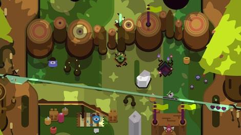 TumbleSeed Steam Key GLOBAL - gameplay - 2