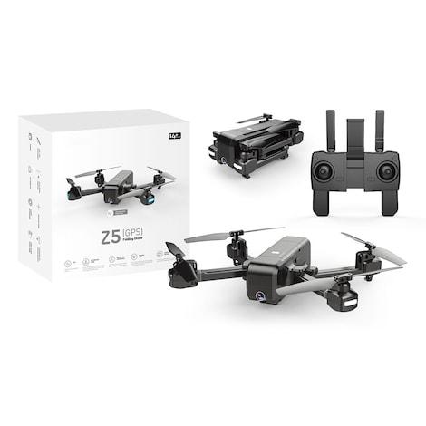 SJRC Z5 RC Drone Quadrocopter - 1080P Camera, GPS, 2 4G Wifi FPV, Follow Me  Mode - Black, 2 4G