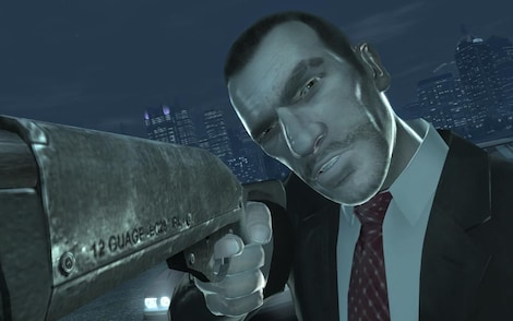 Grand Theft Auto IV Complete Edition Steam Key GLOBAL - gameplay - 3