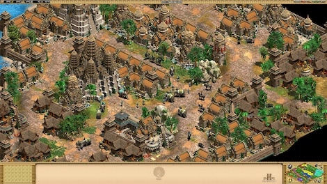Age of Empires II HD: Rise of the Rajas Key Steam GLOBAL - screenshot - 5