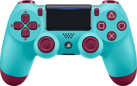 Official Sony Playstation Dualshock 4 Bluetooth Wireless Gamepad Remote Controller Ps4 Berry Blue G2a Com