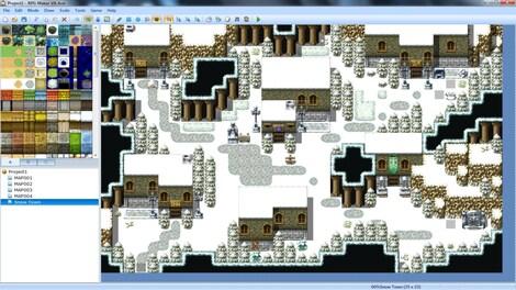 RPG Maker VX Ace Steam Key GLOBAL - screenshot - 11