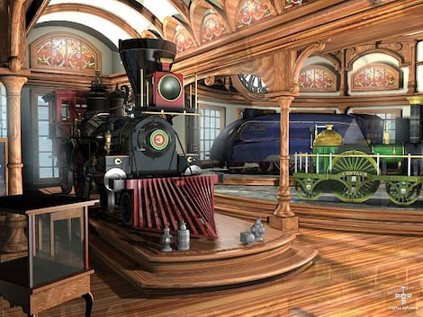 Railroad Tycoon 3 Steam Key GLOBAL - gameplay - 10