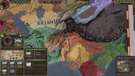 crusader kings ii horse lords steam key global g2a com