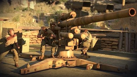 Sniper Elite 3 + Hunt the Grey Wolf Key Steam GLOBAL - screenshot - 30