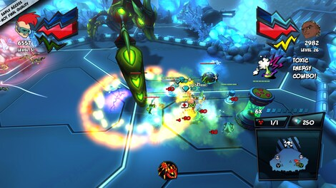 ZAMB! Biomutant Extermination Steam Key GLOBAL - gameplay - 6