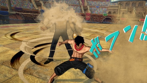 One Piece Burning Blood Steam Key GLOBAL - gameplay - 6