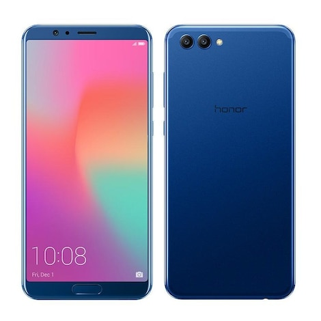 Huawei Honor View 10 128GB Dual Sim Blue (test - no selling)
