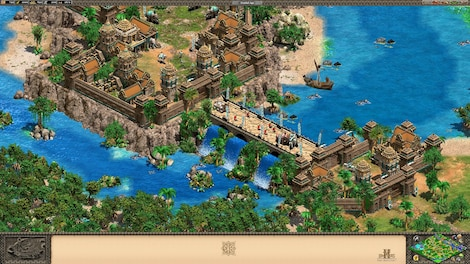 Age of Empires II HD: Rise of the Rajas Key Steam GLOBAL - screenshot - 3