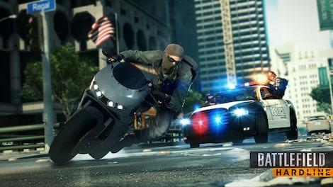 Battlefield: Hardline Origin Key GLOBAL - gameplay - 11
