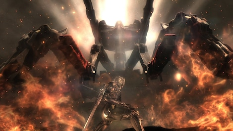 Metal Gear Rising: Revengeance Steam Key EUROPE - gameplay - 8