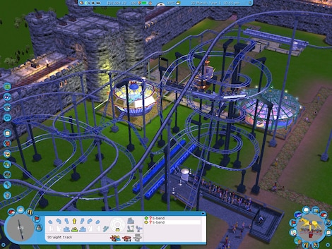 RollerCoaster Tycoon 3: Platinum! GOG COM Key GLOBAL - G2A COM