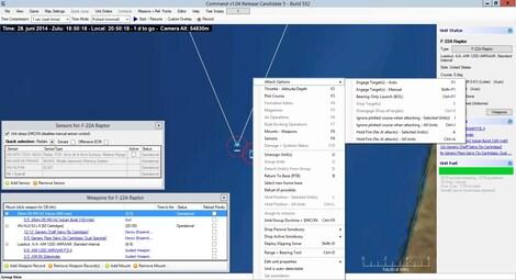 Command: Modern Air / Naval Operations WOTY Steam Key GLOBAL - gameplay - 8