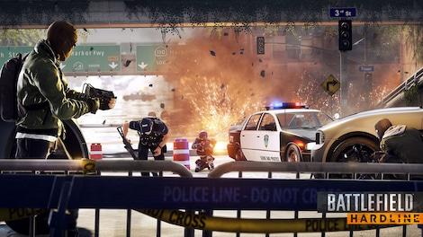 Battlefield: Hardline Origin Key GLOBAL - gameplay - 16