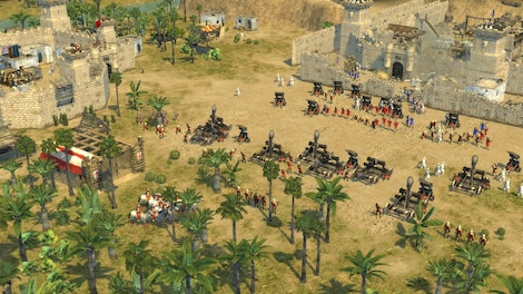 Stronghold Crusader 2 Steam Key GLOBAL - gameplay - 20