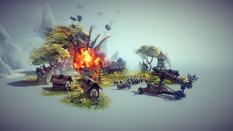 Besiege Steam Key GLOBAL