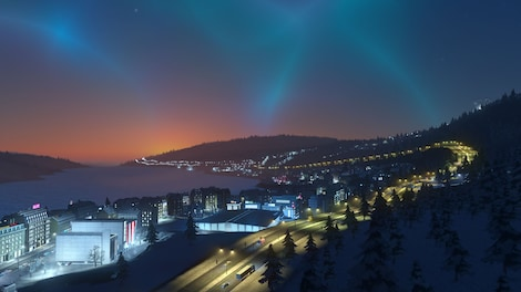 Cities: Skylines Snowfall Steam Key GLOBAL - screenshot - 6