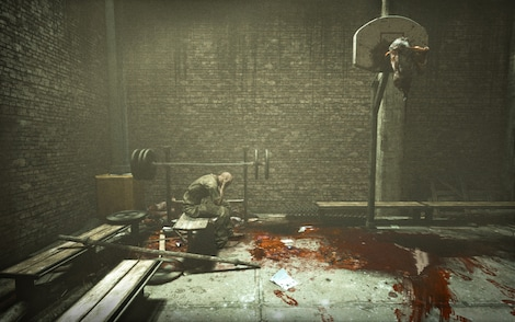 Outlast - Whistleblower Key Steam GLOBAL - zrzut ekranu - 13