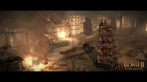 Total War: ROME II - Emperor Edition + 4 DLCs Steam Key GLOBAL - rozgrywka - 3