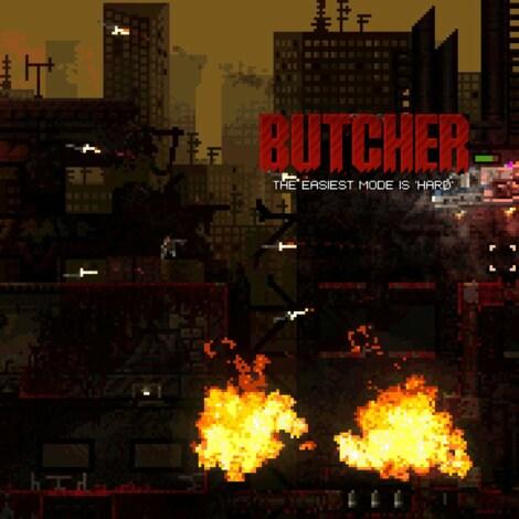 BUTCHER Steam Key GLOBAL - gameplay - 11