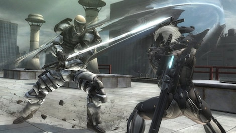 Metal Gear Rising: Revengeance Steam Key EUROPE - gameplay - 26