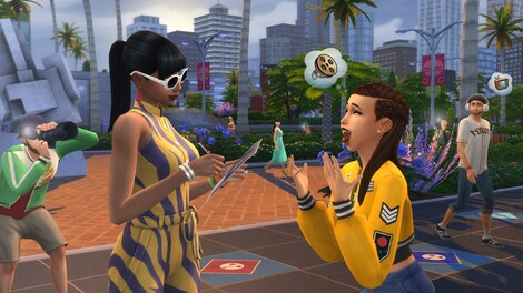 The Sims 4: Get Famous Origin Key GLOBAL - screenshot - 3