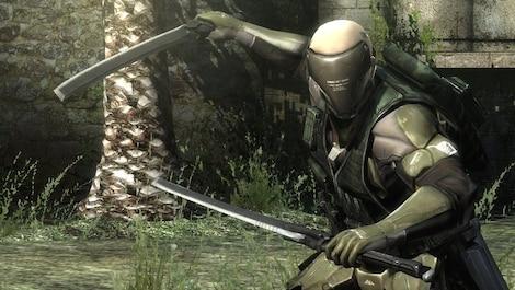 Metal Gear Rising: Revengeance Steam Key EUROPE - gameplay - 30