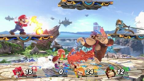 Super Smash Bros. Ultimate Nintendo Key Nintendo Switch EUROPE - gameplay - 4