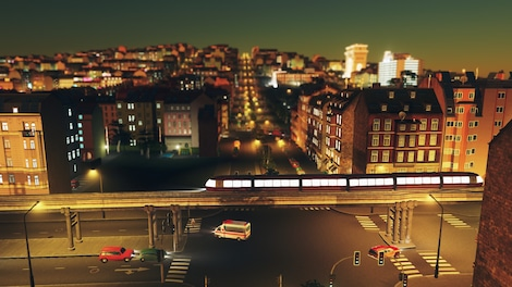 Cities: Skylines - Mass Transit Key Steam GLOBAL - screenshot - 3